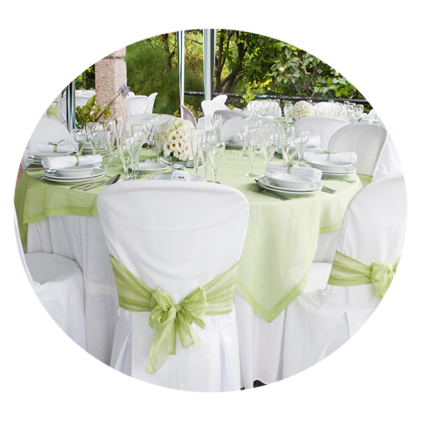 Wedding catering services in Morley